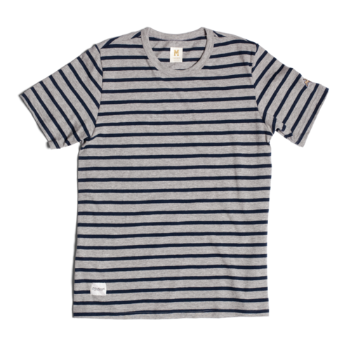 M grayboy stripes